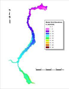 Silver River & Ocklawaha River Hydrodynamic Model Development