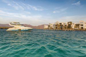 Ayla Resort Marina apartments