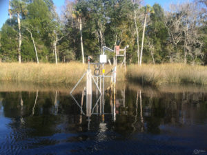 Aucilla & Econfina River Data Collection and Hydrodynamic Modeling