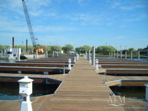 Bay Bridge Docks 2