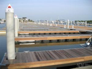 Bay Bridge Docks