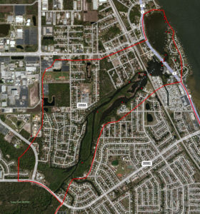 Stormwater Master Planning Support to Dyer Riddle Mills and Precourt