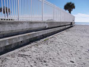 Charleston Oceanfront Villas - Seawall Retrofit and FEMA Map Revision