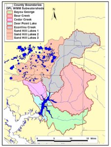 Deer Point Reservoir Watershed Assessment