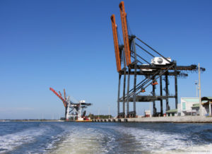 TraPac Container Terminal Sedimentation Reduction Dredging