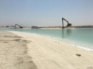 KEO shore