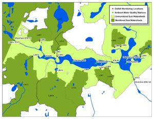 Lake Kinsale-Killarny-Kanturk System Water Quality Assessment 01