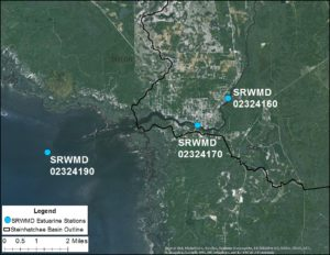 Steinhatchee River Minimum Flows and Levels