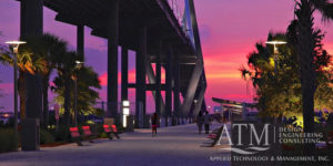 fixed pier design, fixed pier engineering, waterfront engineering, waterfront design, marina grant funding, marina consultant