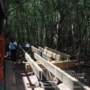 Boca Boardwalk Construction