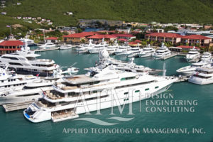 Destination marina, resort marina, superyacht marina