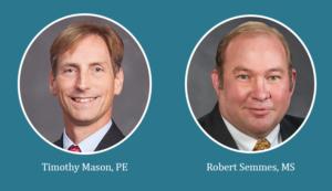 ATM's Timothy Mason, PE & Robert Semmes, MS