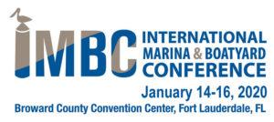 International Marina & Boatyard Conference 2020 logo