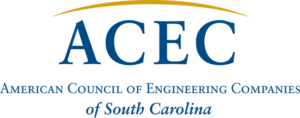 American Council of Engineering Companies of South Carolina logo