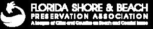 Florida Shore & Beach Preservation Association logo